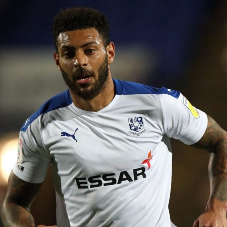 Woolery off the mark for Tranmere Rovers