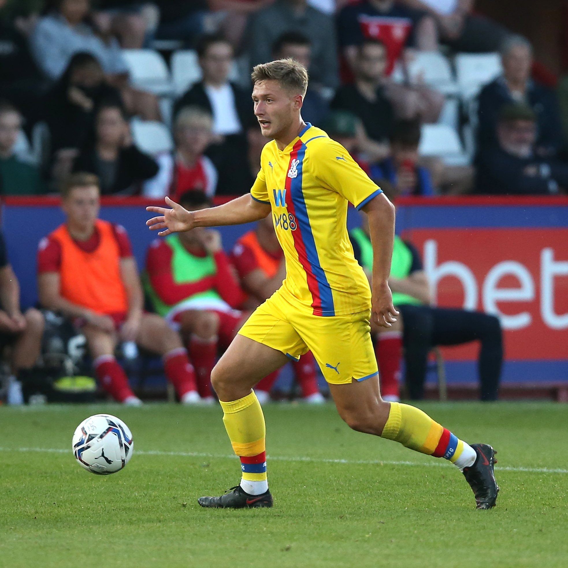 Daniel Quick Crystal Palace Premier League